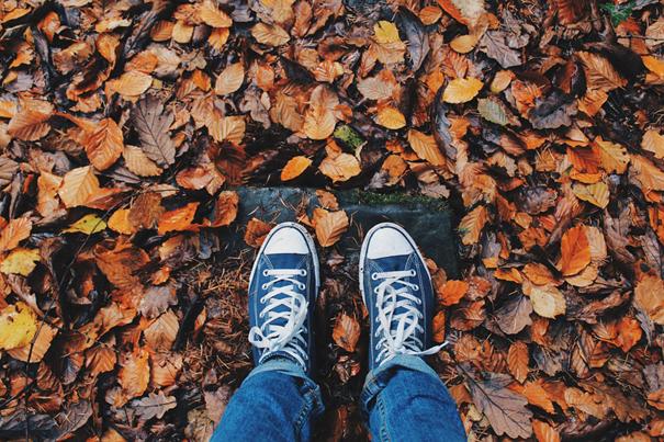 Chaussure automne femme